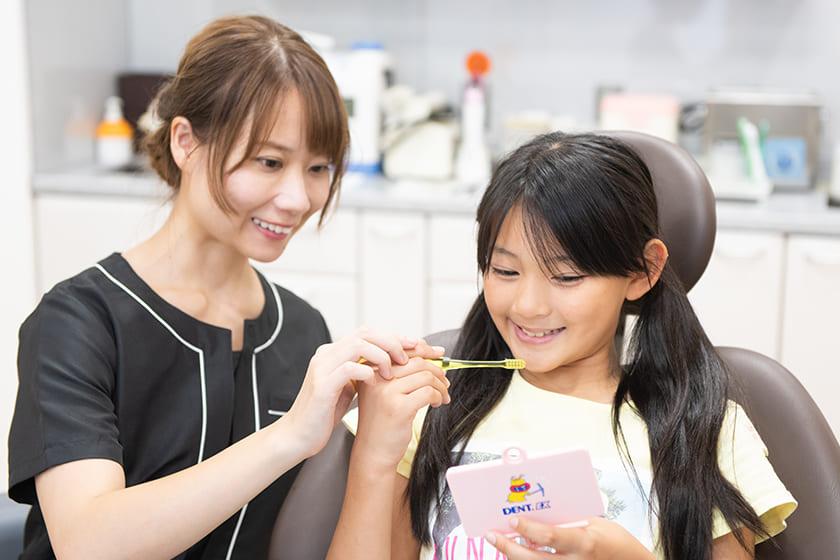 当院の小児歯科について