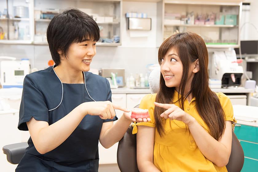 歯周病治療の6つの特徴